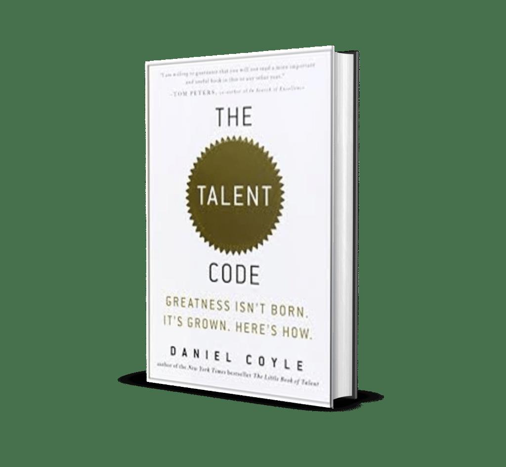 Talent Code by Daniel Coyle