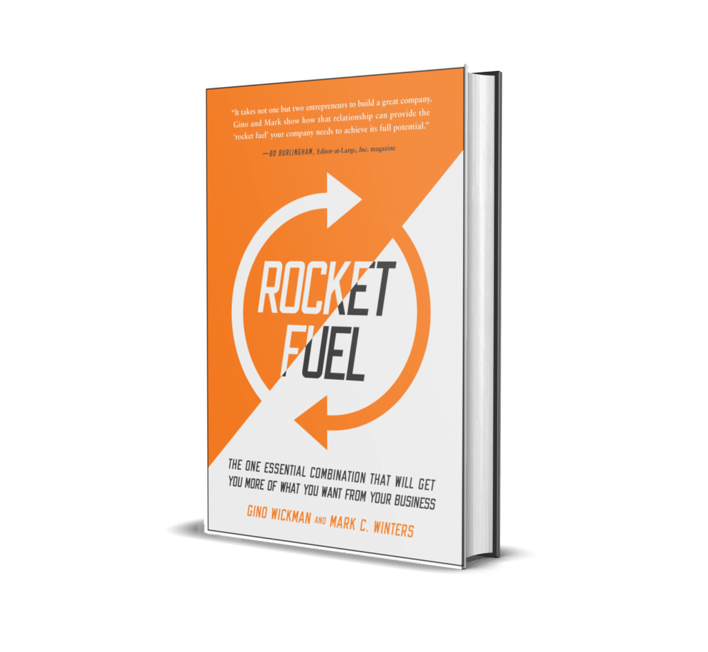 Rocket Fuel  by Gino Wickman and Mark C. Winters
